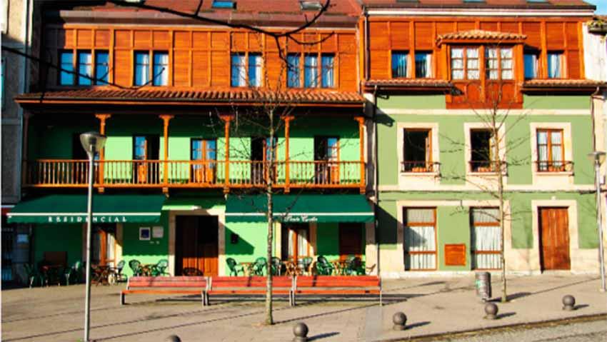 Residencial Geriátrico Santa Cecilia de Siero